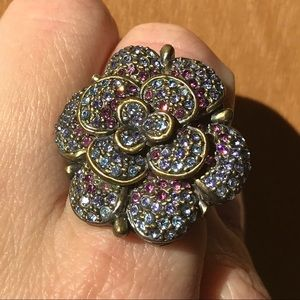 Heidi Daus Fashion Ring size 7